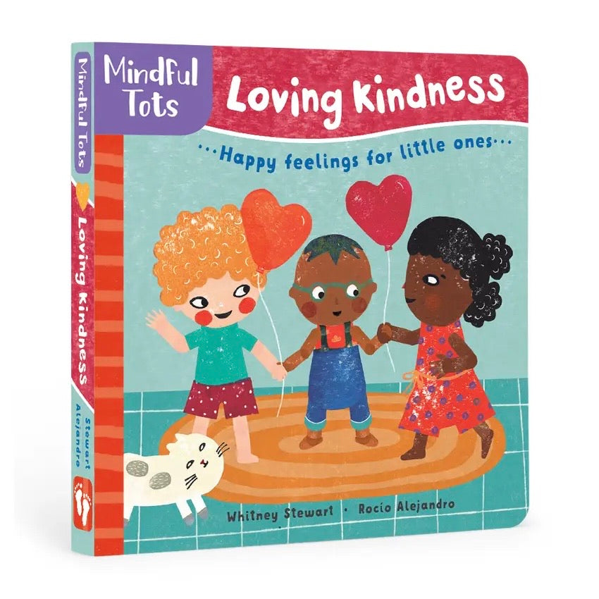 Mindful Tots: Loving Kindness Book