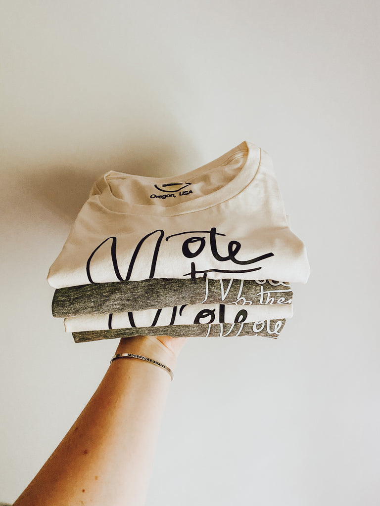 Vote Them Out Women's Tee