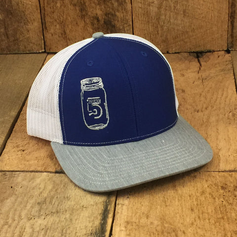 L5 Mason Jar Snap Backs