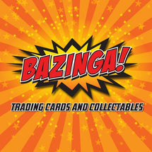 Bazinga Trading Cards & Collectables