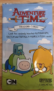 Adventure Time Trading Cards Sng Pk