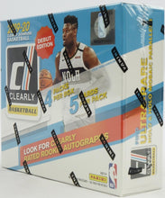 Load image into Gallery viewer, 2019/20 Panini Clearly Donruss Basketball Hobby Box