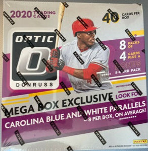 2020 Optic Baseball Mega Box