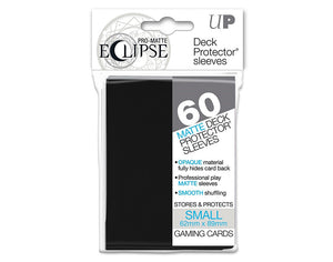 Ultra Pro Eclipse Pro Matte Deck Protector Sleeves Blk