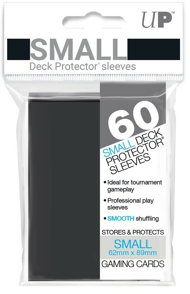 Ultra Pro Deck Protector Sleeves Black