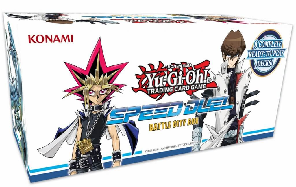 YU-GI-OH! TCG Speed Duel – Battle City Box