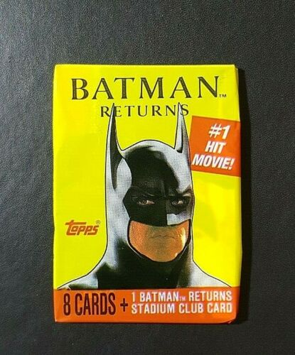 RETRO -1991 Topps Batman Returns