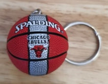 Load image into Gallery viewer, NBA Team Logo Key Chains