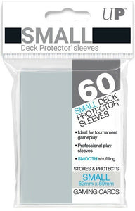 Ultra Pro Eclipse Pro Matte Deck Protector Sleeves Clear