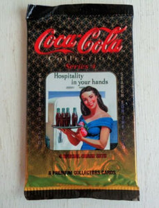 1994 Coca Cola Series 4 Premium Cards