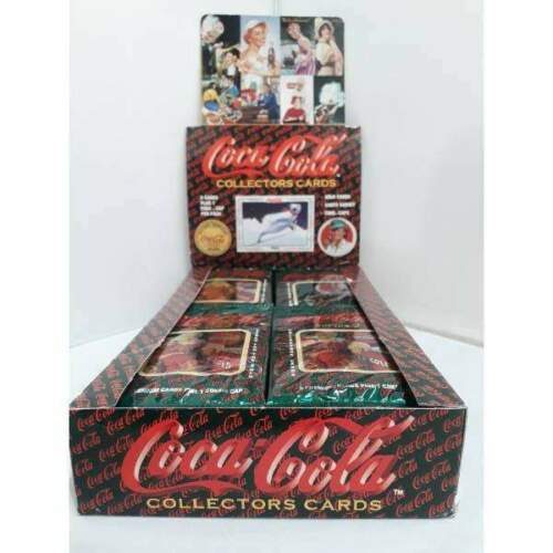 1994 Coca Cola Series 2 Premium Cards