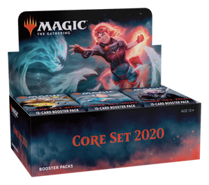 MTG Core Set 2020 sng pk