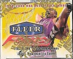 1999-00 Fleer Focus sng pk