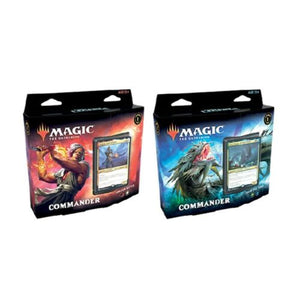 MAGIC: THE GATHERING Commander Legends- Commander Deck