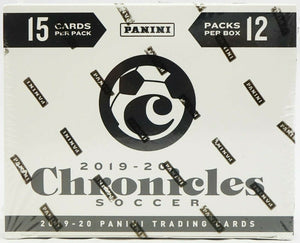 2019-20 Panini Chronicles Soccer Cello Sng Pack