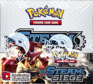 Pokémon XY Steam Siege Sng Pk