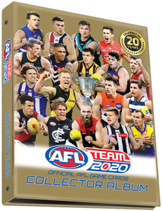 2020 AFL Teamcoach Folder
