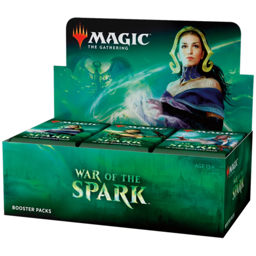 MTG War of the Sparks sng pk