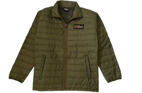 Winter-Jacket-iHike-COLOR-Olive Green-Sizes-S-M-L-XL-XXl