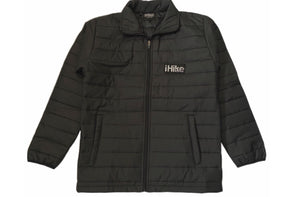 Winter Jacket-iHike-COLOR-BLACK Sizes-S-M-L-XL-XXl
