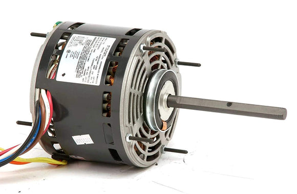 Mars 10467 1/5 - 3/4 Multi HP 230V 1075 RPM Reversible Ball Bearing Motor