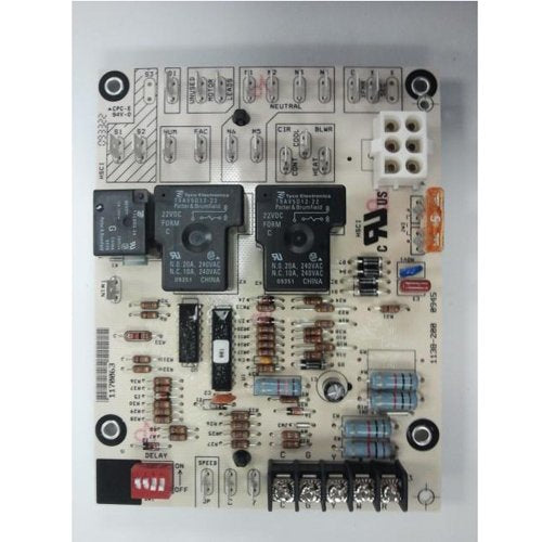 OEM 1084197 Upgraded Replacement for Heil Furnace Control Circuit Board Panel
