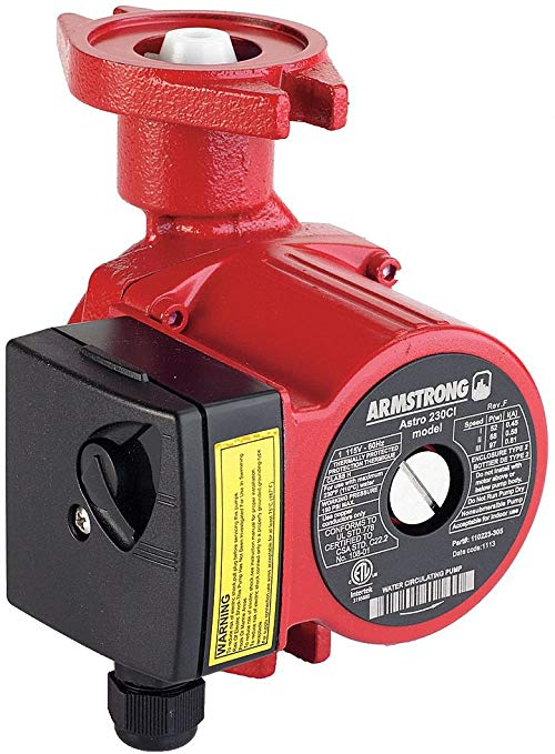 Armstrong Astro 230CI 110223-305 Cast Iron Circulating Pump