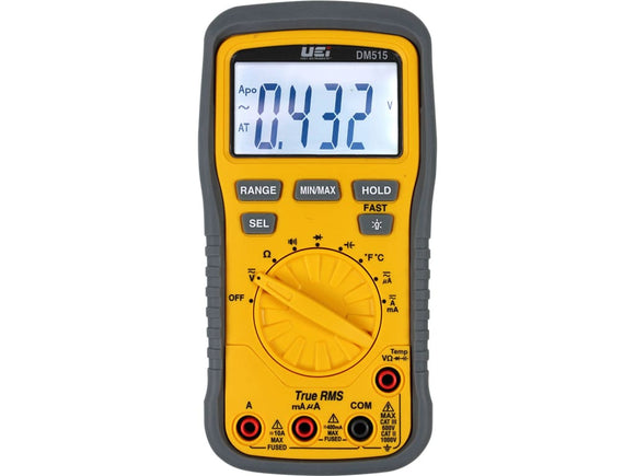 UEi DM515 True-RMS Digital Multimeter