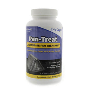 Nu-Calgon 4296-60 Pan-Treat 200 Tablets