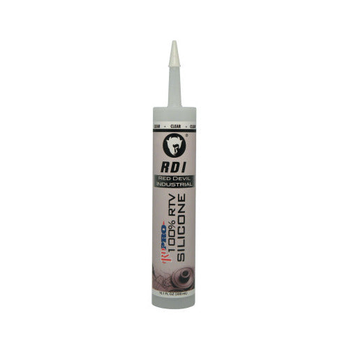 Red Devil RD PRO Industrial Grade RTV Sealants Clear