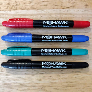 Mohawk 3D Golf Aligner - Bonus Pack (Includes 4 Markers)