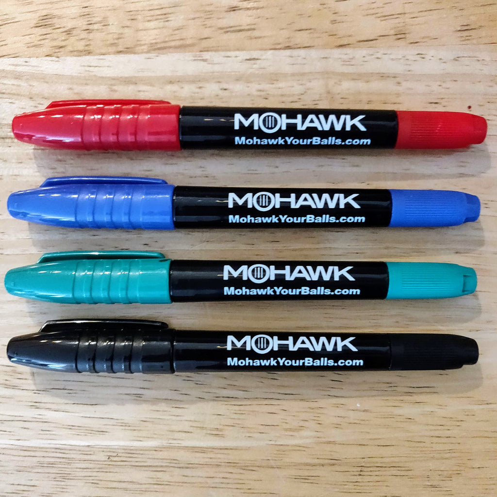 Mohawk Replacement Markers