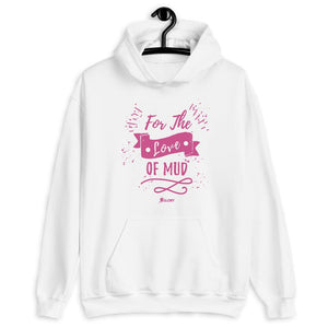 Love of mud • Hoodie  glory-style-shop