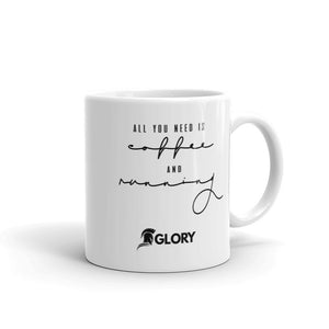 Coffee & Running Mug  glory-style-shop