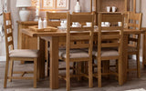 Cottage 7PCS Dining Package-Joryhenley-1.7m DT + 6 X Chair-Jory Henley Furniture