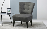 Dolce Armchair (Dark Grey)