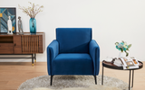 Belle Armchair (Royal Blue)