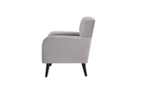 Cirro Armchair (Bright Grey)