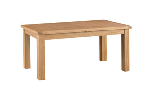 Cottage Oak 1.7m Butterfly Extending Table Dining Table