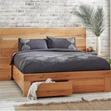 Erica Bed Frame - Jory Henley Furniture