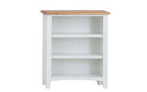 Garcia Small Wide Bookcase 3-Tier