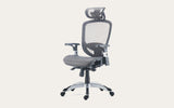 Hyken Office Chair Grey
