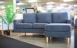 Kingston Sofa with Chaise