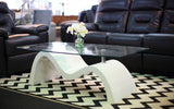 Myron Coffee Table White
