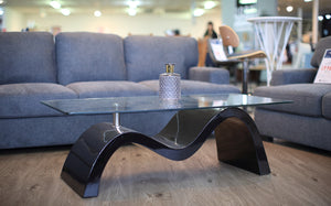 Myron Coffee Table Black