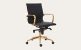 Lewis Office Chair Black
