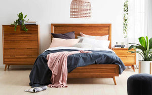Mali Bed Frame - Jory Henley Furniture