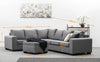 Monash Lounge Suite with Ottoman