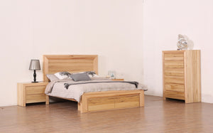 Partin Bed Frame