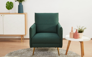 Lincoln Armchair (Green)